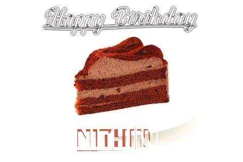 Happy Birthday Wishes for Nithiin