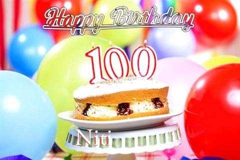 Happy Birthday Niti