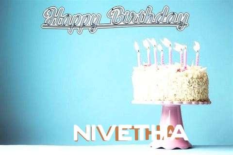Birthday Images for Nivetha