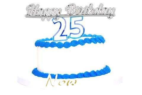 Happy Birthday Now Cake Image