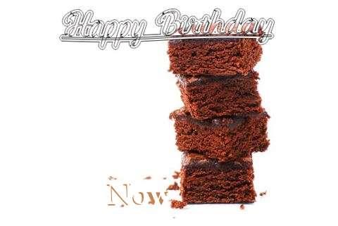 Now Birthday Celebration