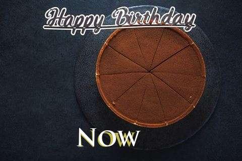 Happy Birthday to You Now