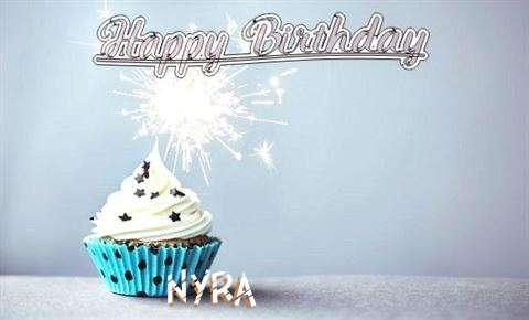 Happy Birthday to You Nyra