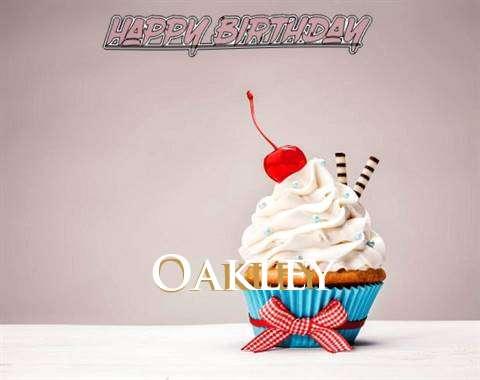 Wish Oakley