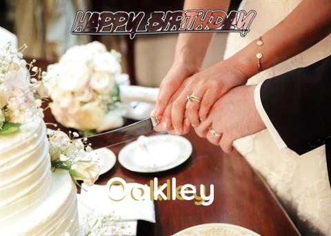 Oakley Cakes