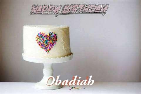Obadiah Cakes