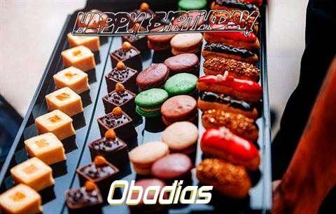 Happy Birthday Obadias