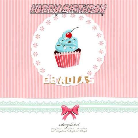 Happy Birthday to You Obadias