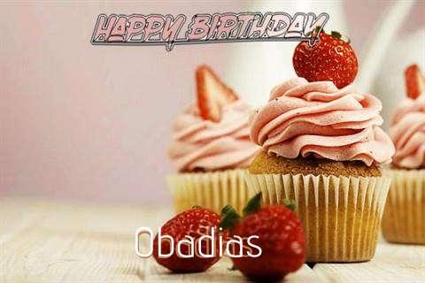 Wish Obadias