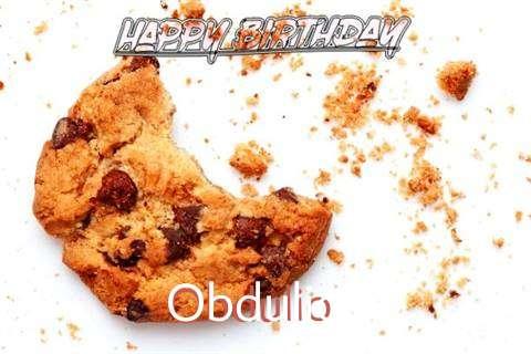 Obdulio Cakes