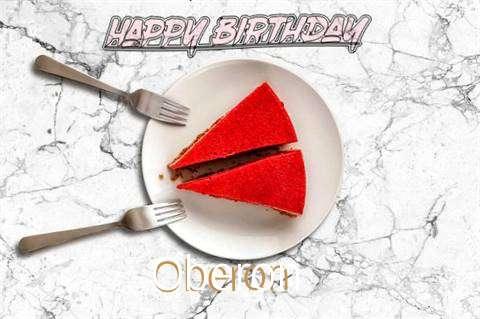 Happy Birthday Oberon