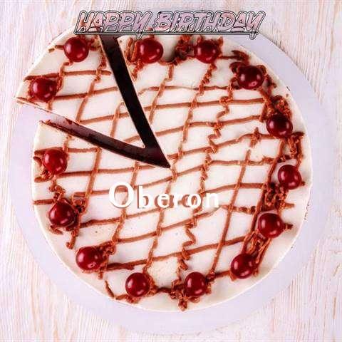Oberon Birthday Celebration