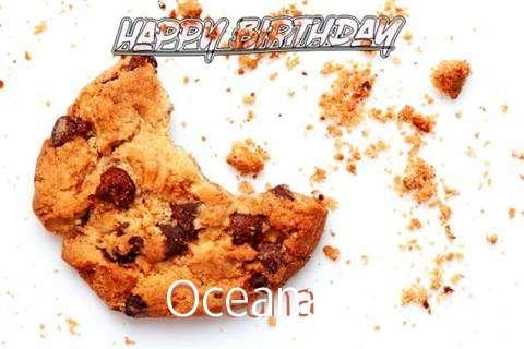 Oceana Cakes
