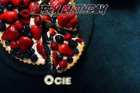 Ocie Birthday Celebration
