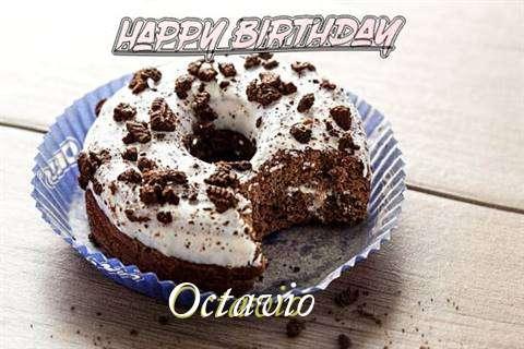 Happy Birthday Octavio