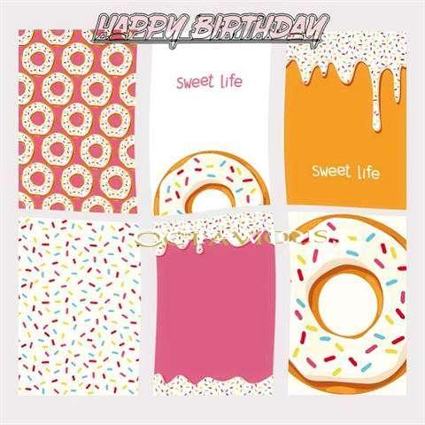 Happy Birthday Cake for Octavious