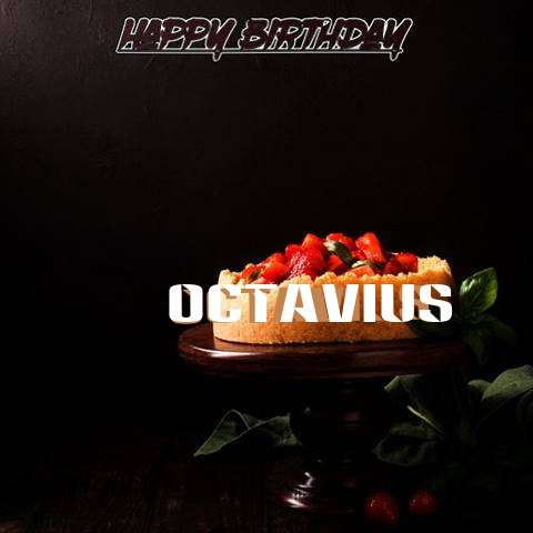 Octavius Birthday Celebration