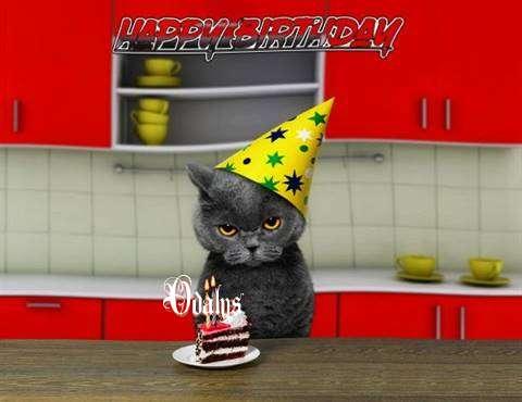Happy Birthday Odalys