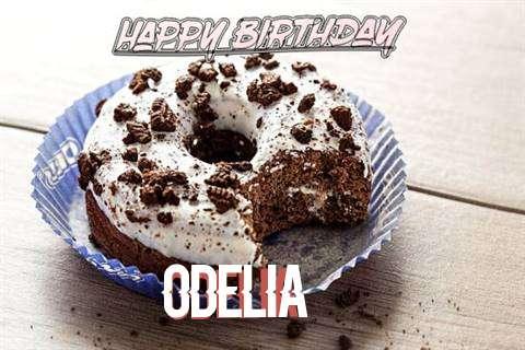 Happy Birthday Odelia