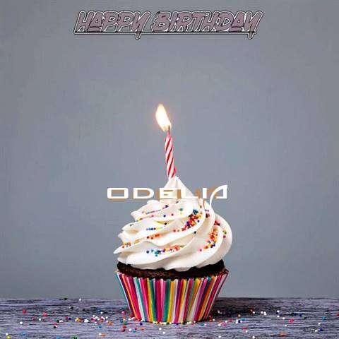 Happy Birthday to You Odelia