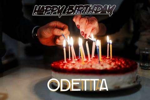 Odetta Cakes
