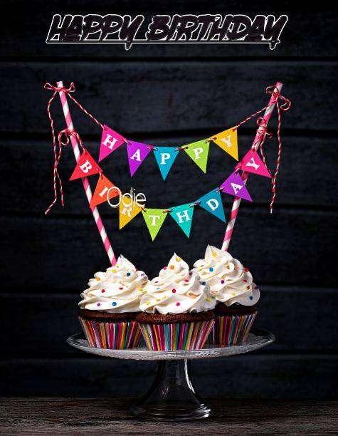 Happy Birthday Odie