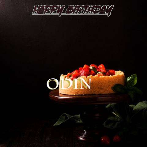 Odin Birthday Celebration