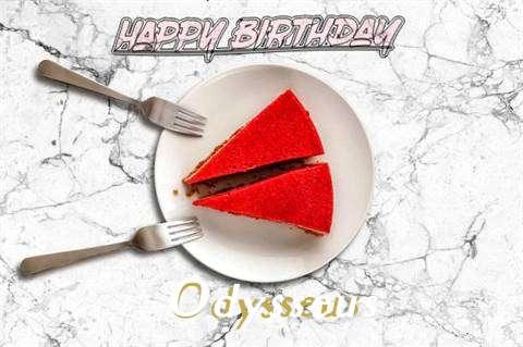 Happy Birthday Odysseus