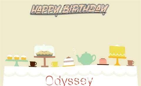 Odyssey Cakes