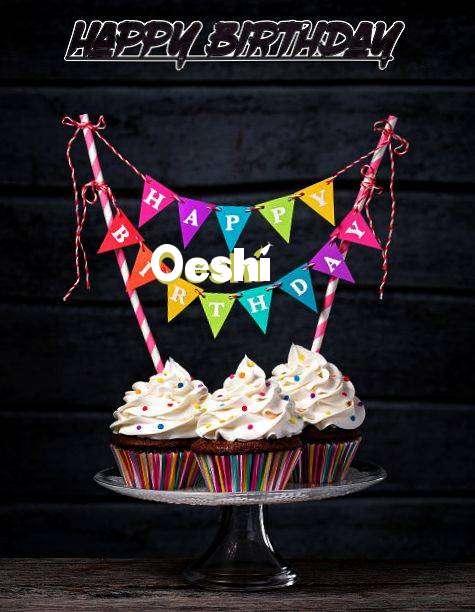 Happy Birthday Oeshi