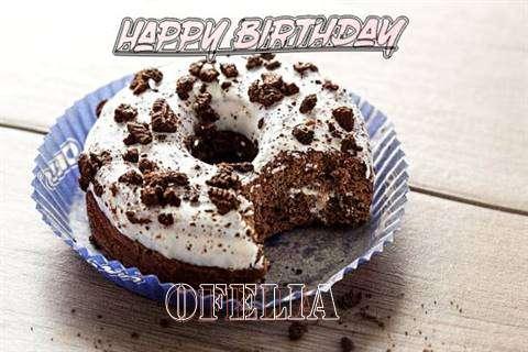 Happy Birthday Ofelia