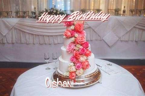 Birthday Wishes with Images of Oishani