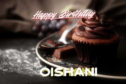 Happy Birthday Oishani Cake Image
