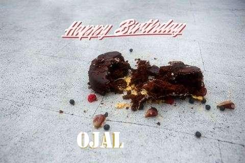 Happy Birthday Cake for Ojal