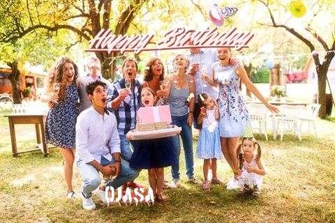 Happy Birthday Wishes for Ojasa