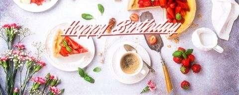 Happy Birthday Ojashwini Cake Image