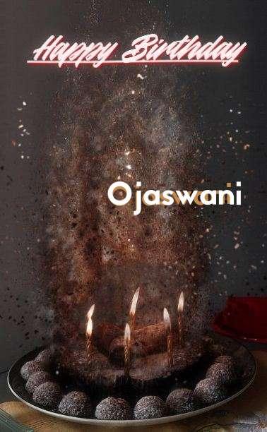 Happy Birthday Wishes for Ojaswani