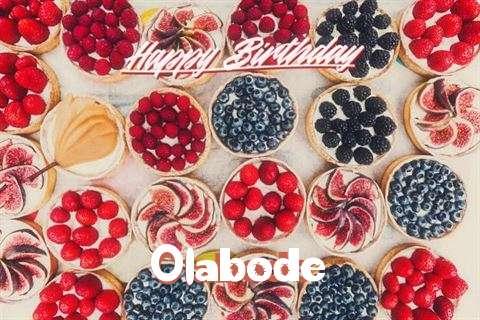 Happy Birthday to You Olabode