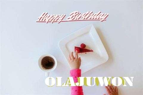 Happy Birthday to You Olajuwon
