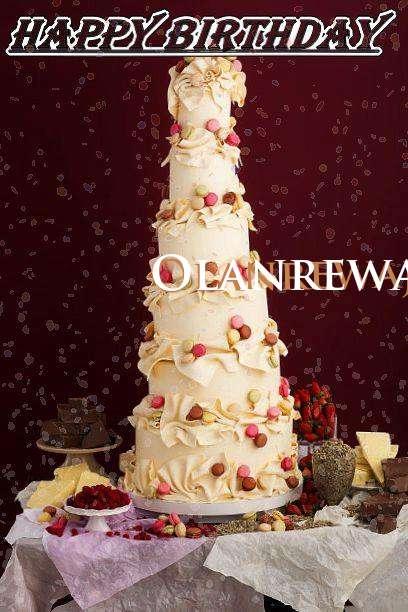 Happy Birthday Olanrewaju
