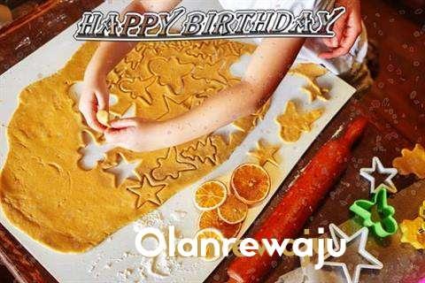 Birthday Wishes with Images of Olanrewaju