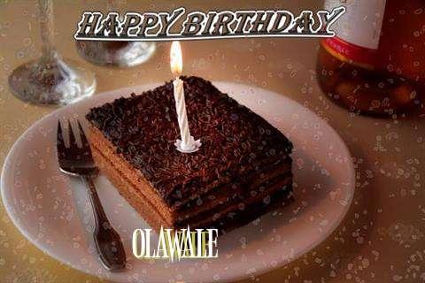 Happy Birthday Olawale