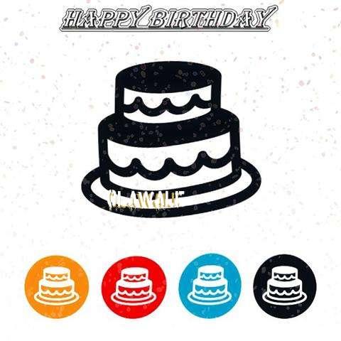 Happy Birthday Olawale Cake Image