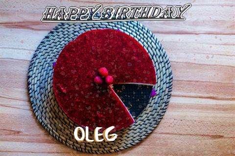Happy Birthday Wishes for Oleg