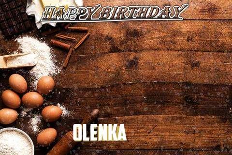Birthday Images for Olenka