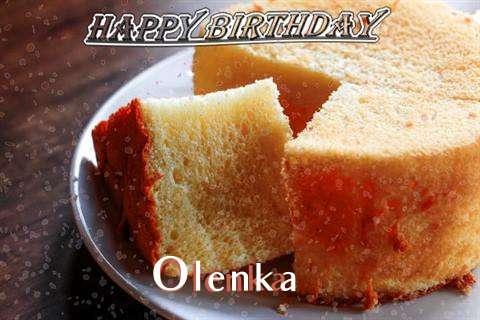 Olenka Birthday Celebration