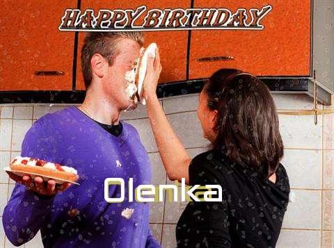 Happy Birthday to You Olenka