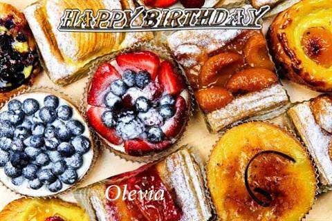 Happy Birthday to You Olevia