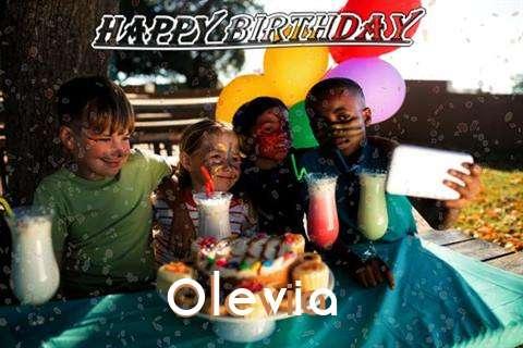 Olevia Cakes