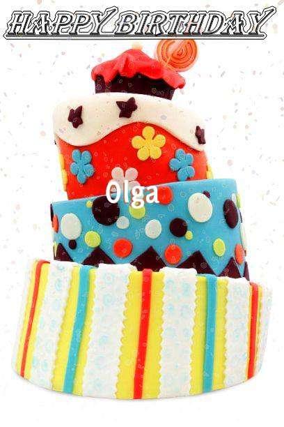 Birthday Images for Olga